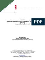 Syllabus DSCG