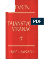 Mark Tven-Tajanstveni Stranac