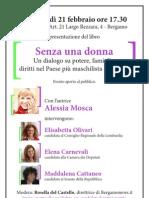 Locandina Evento Con Alessia Mosca (1)