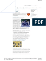 Employee Newsletter Example 1