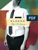 Elders by Ryan McIlvain - Excerpt