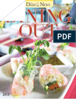 Dining Out 2013
