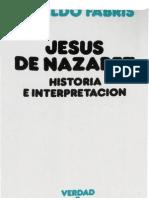 Jesus de Nazaret Fabris Rinaldo