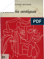 Fernandez Retamar Roberto - Historia Antigua