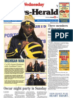 News-Herald Front Page Feb 20