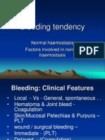 Slide 2 Pt1 Bleeding Tendency for Dentist