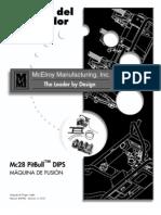 Manual Del Operador McElroy