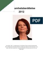 DÅK 2013 - Verksamhetsberättelse