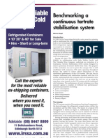 Della Toffola Pacific - Continuous Tartrate Stabilisation (CTS) by Warren Roget -