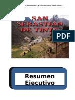Reservorio Multifuncional Para Riego - Tinta