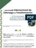 Jornada Internacional de Liderazgo