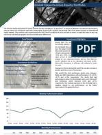Element Global Opportunities Equity Portfolio - April 2011