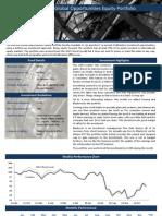 Element Global Opportunities Equity Portfolio - October 2011