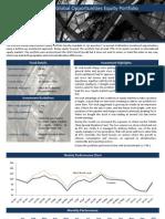 Element Global Opportunities Equity Portfolio - June 2011