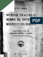 06 Nuevo Tratado Sobre El Entendimiento Humano (Leibniz)