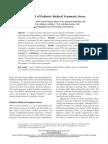 Nn Integrative Model of Pediatric Medical Traumatic Stress