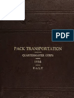 (1917) Manual of Pack Transportation