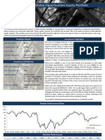 Element Global Opportunities Equity Portfolio - July 2012