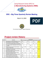 Quarterly Review 031609