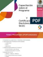 Capacitacion de Oportunidades y Certificacion Electronica Para Directores