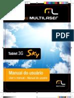 Manual Tablete