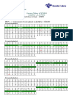 Gabaritos Apos Recursos AFRFB 2012