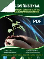 Libro Educación ambiental
