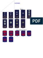 Philippine National Police Rank and Insignia