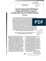 Using Social Constructionist Thinking in Training