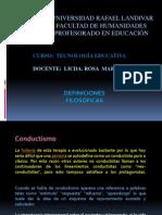 Clase de Tecnologia Educativa 16-02-13 URL