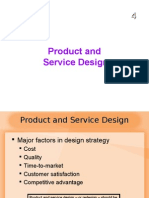 MBA IInd SEM POM Chapter 12 Product Design, Manufacturing Technology