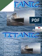 Titanic 1912 Diapositivas