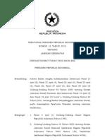 Peraturan Presiden Nomor 12 Tahun 2013 Tentang Jaminan Kesehatan