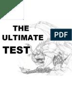 Testing Muhammad