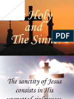 The Holy and the Sinner in Islam