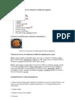 Ingredientes Para Arroz a La Valenciana Al Estilo Nicaraguense