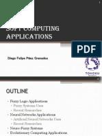 Soft Computing - Applications