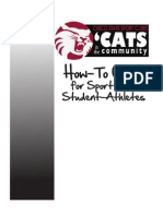 Student Athlete PDF