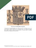 Escudo de la II República Española