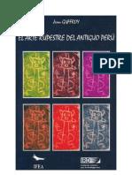 Arte rupestre en el antiguo Perú
