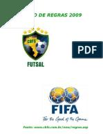 LIVRO DE REGRAS 2009 - FUTSAL.doc