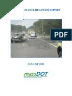 2009 TOP CRASH LOCATIONS REPORT