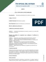 Act. Administrativas en Relación con el Cliente.