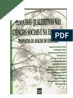 PORTO, Zelia Administração social da criança e  as Contribuições da análise de discurso como ferramenta de pesquisa em educação