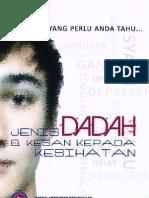 Booklet Jenis Dadah
