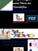 Presentasi ADHD