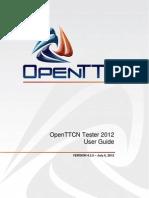 OpenTTCN Tester User Guide