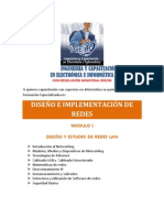 DISEÑO E IMPLEMENTACIÓN DE REDES PUBLICIDAD