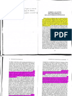 W. Von Humboldt. Sobre Las Leyes Del Desarrollo (fragmento).