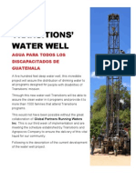 Transitions Water Well